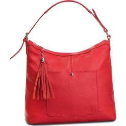 Torebka CREOLE - K10560 Czerwony. Czerwone torebki klasyczne damskie marki Reserved, duże. W wyprzedaży za 219,00 zł.