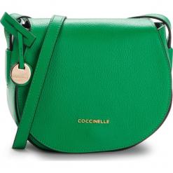 Torebka COCCINELLE - DF8 Clementine Soft E1 DF8 15 02 01 Alien Green G05. Zielone listonoszki damskie Coccinelle, ze skóry. Za 999,90 zł.