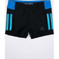 Adidas Originals - Kąpielówki dziecięce 116-176 cm. Szare kąpielówki chłopięce adidas Originals, z dzianiny. Za 89,90 zł.