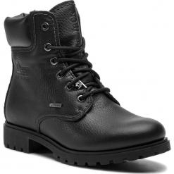 Trapery PANAMA JACK - Panama 03 Gtx GORE-TEX B1 Black. Czarne buty zimowe damskie Panama Jack, z gore-texu. Za 789,00 zł.