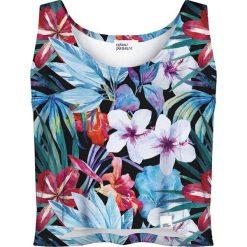 Colour Pleasure Koszulka damska CP-035 162 niebiesko-zielona r. XS/S. T-shirty damskie Colour pleasure, s. Za 64,14 zł.