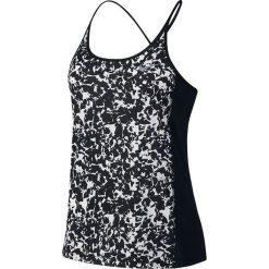 Nike Koszulka damska Dry Miller Tank PR czarna r. M (831526 010). Czarne topy sportowe damskie Nike, m. Za 97,59 zł.