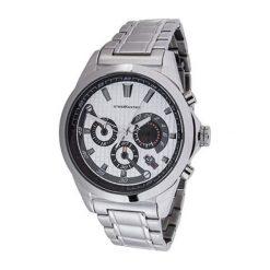 """Zegarki męskie: Zegarek """"CAP-1103190-A"""" w kolorze srebrnym"""