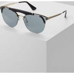 Prada Okulary przeciwsłoneczne grey/black. Szare okulary przeciwsłoneczne damskie marki Prada. Za 989,00 zł.