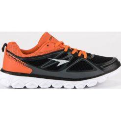 Buty do biegania męskie: MĘSKIE OBUWIE DO BIEGANIA - czarny