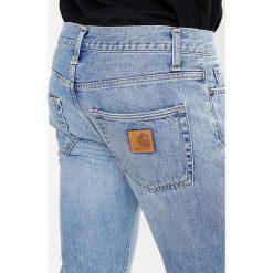 Spodnie męskie: Carhartt WIP KLONDIKE EDGEWOOD Jeansy Zwężane blue true bleach