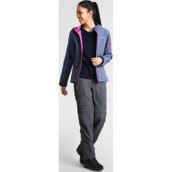 Icepeak PIRKE Kurtka Softshell jeans blau. Niebieskie kurtki damskie Icepeak, z elastanu. W wyprzedaży za 174,30 zł.