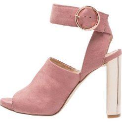 Sandały damskie: New Look SHONNY Sandały na obcasie light pink