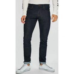 Tommy Hilfiger - Jeansy Denton. Niebieskie jeansy męskie z dziurami TOMMY HILFIGER. Za 399,90 zł.