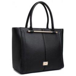 Bessie London Torebka Damska Raven, Czarna. Czarne torebki klasyczne damskie Bessie London. Za 269,00 zł.