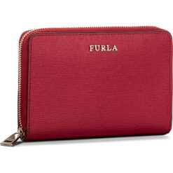 Duży Portfel Damski FURLA - Babylon 922620 P PT16 B30 Ruby. Czerwone portfele damskie marki Furla, ze skóry. Za 585,00 zł.