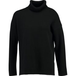 Swetry klasyczne damskie: Baukjen Sweter caviar black