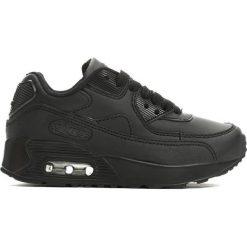 Buty sportowe dziewczęce: Czarne Buty Sportowe Packthread