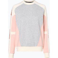 Bluzy damskie: Calvin Klein Jeans - Damska bluza nierozpinana, szary