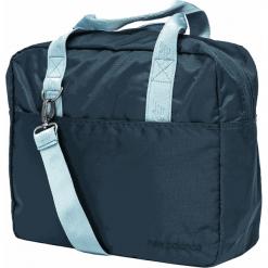 New Balance 500334-480. Szare torby na laptopa marki New Balance, w paski, z materiału. Za 199,99 zł.