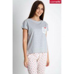 Piżamy damskie: Bawełniana piżama z krótkim rękawem QUIOSQUE