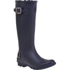 Kalosze GIOSEPPO - Taciana 16026 Navy. Niebieskie buty zimowe damskie marki Gioseppo, z gumy. W wyprzedaży za 109,00 zł.