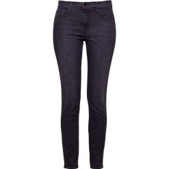 Boyfriendy damskie: J Brand Jeansy Slim Fit grey denim