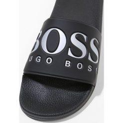 Kąpielówki męskie: BOSS Green SOLAR SLID LOGO Sandały kąpielowe black