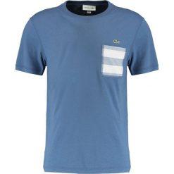 T-shirty męskie: Lacoste REGULAR FIT Tshirt z nadrukiem king/flour