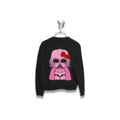 Bluza Hello Kitty Vader Męska. Czarne bluzy męskie Failfake, m, z motywem z bajki. Za 160,00 zł.