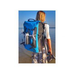 Plecak Explorer 40l Blue. Niebieskie plecaki męskie Fish dry pack, z materiału, sportowe. Za 219,00 zł.