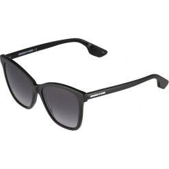 Okulary przeciwsłoneczne damskie: McQ Alexander McQueen Okulary przeciwsłoneczne black grey