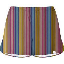 Colour Pleasure Spodnie damskie CP-020 264 granatowo-żółto-różowe r. XL-XXL. Czerwone spodnie sportowe damskie marki Colour pleasure, xl. Za 72,34 zł.