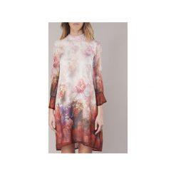 Sukienki krótkie Cream  ZERDOK. Czerwone sukienki mini marki Cream, z krótkim rękawem. Za 279,20 zł.