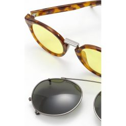 Okulary przeciwsłoneczne damskie aviatory: MR.BOHO NEWTOWN Okulary przeciwsłoneczne high contrast tortoise