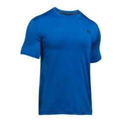 Under Armour Koszulka Raid Shortsleeve niebieska r. S (1257466-789). Niebieskie koszulki sportowe męskie marki Under Armour, m. Za 123,27 zł.