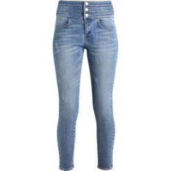 Miss Sixty BENDEK TROUSERS Jeans Skinny Fit blue. Niebieskie jeansy damskie Miss Sixty. W wyprzedaży za 367,20 zł.