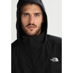 The North Face SANGRO Kurtka hardshell black. Szare kurtki sportowe męskie marki The North Face, l, z materiału, z kapturem. Za 599,00 zł.