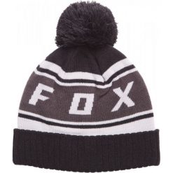 Czapki zimowe męskie: FOX Czapka Męska Black Diamond Uni Czarny
