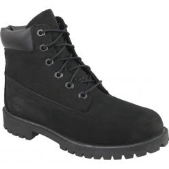 Buty dziecięce 6 In Prem Wp 907 czarne r. 38. Czarne buciki niemowlęce marki Timberland, na zimę. Za 466,53 zł.