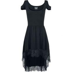 Black Premium by EMP Dance With The Devil Sukienka czarny. Czarne sukienki koronkowe marki Black Premium by EMP, xl. Za 164,90 zł.