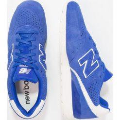 New Balance MRL996 Tenisówki i Trampki blue. Niebieskie tenisówki męskie New Balance, z materiału. W wyprzedaży za 407,20 zł.