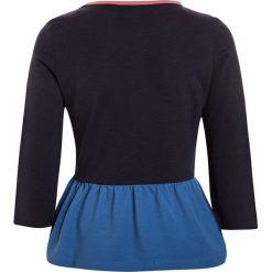 Bluzki dziewczęce: Lacoste Bluzka z długim rękawem wave blue/navy blue/strawberry plant