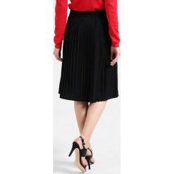 Spódniczki plisowane damskie: Soyaconcept AILEEN  Spódnica plisowana schwarz