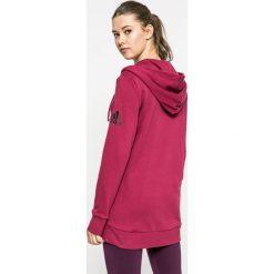 Adidas Performance - Bluza. Czerwone bluzy z kapturem damskie marki KALENJI, m, z elastanu, z długim rękawem, długie. W wyprzedaży za 179,90 zł.