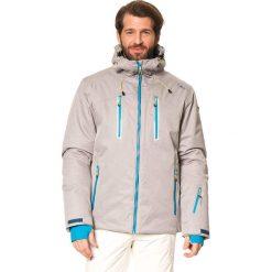 Kurtki męskie: Kurtka narciarska w kolorze szarym