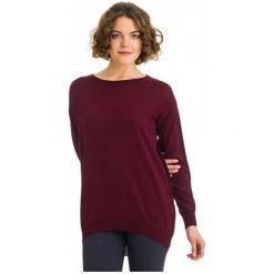 Galvanni Sweter Damski Fremantle M, Burgund. Czerwone swetry klasyczne damskie GALVANNI, m, z materiału. W wyprzedaży za 299,00 zł.
