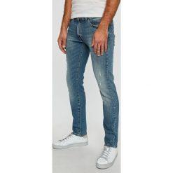 Wrangler - Jeansy. Szare jeansy męskie Wrangler. Za 329,90 zł.