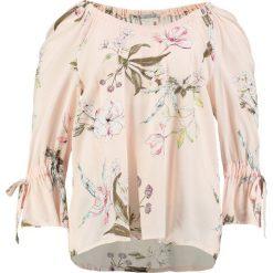 Bluzki asymetryczne: Betty & Co Bluzka rosa/khaki