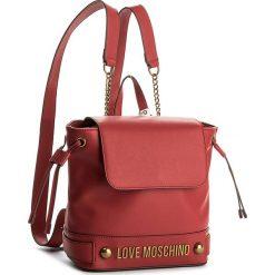 Plecaki damskie: Plecak LOVE MOSCHINO - JC4348PP05K60500  Rosso