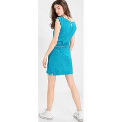 Odzież damska: Ragwear TAG DOTS Sukienka z dżerseju turquoise