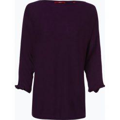 S.Oliver Casual - Sweter damski, lila. Czarne swetry klasyczne damskie s.Oliver Casual, s. Za 119,95 zł.