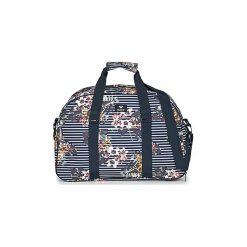 Torby podróżne Roxy  FEEL HAPPY. Niebieskie torby podróżne Roxy. Za 179,10 zł.
