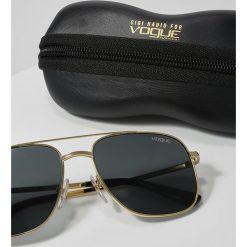 VOGUE Eyewear GIGI HADID Okulary przeciwsłoneczne grey. Szare okulary przeciwsłoneczne damskie aviatory VOGUE Eyewear. Za 579,00 zł.