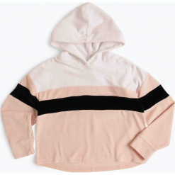 Review - Dziewczęca bluza nierozpinana, różowy. Czerwone bluzy dziewczęce Review, z weluru. Za 139,95 zł.